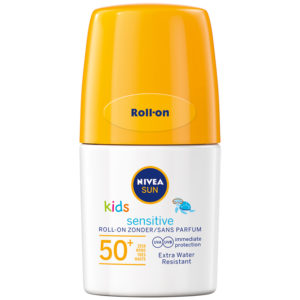 Kids Sensitive Roll-on SPF50+