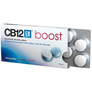 CB12 Boost suikervrije kauwgom