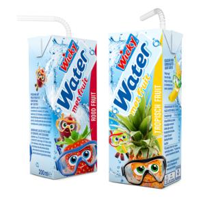 WickyWater met Fruit