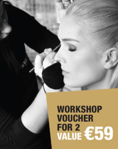 Workshop Voucher voor 2 pers.
